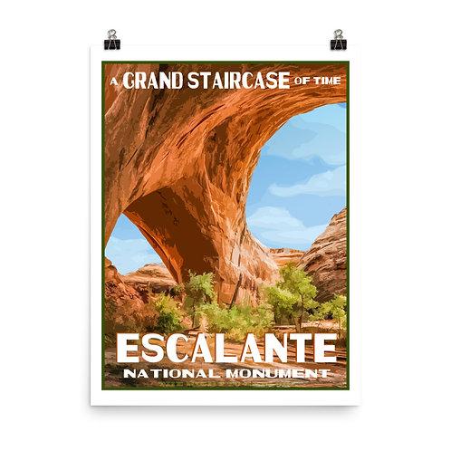 Grand Staircase-Escalante Poster