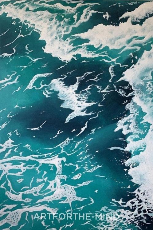 Aquamarine - Print