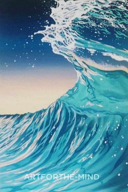 Energetic Surf Flow