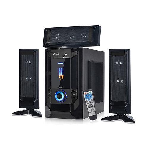 XCL 3+1 DM-6324 Kompakt Ev Sinema Sistemi