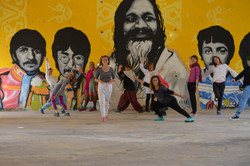 Visita a Beatles Ashram