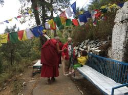 Camino de Meditación.