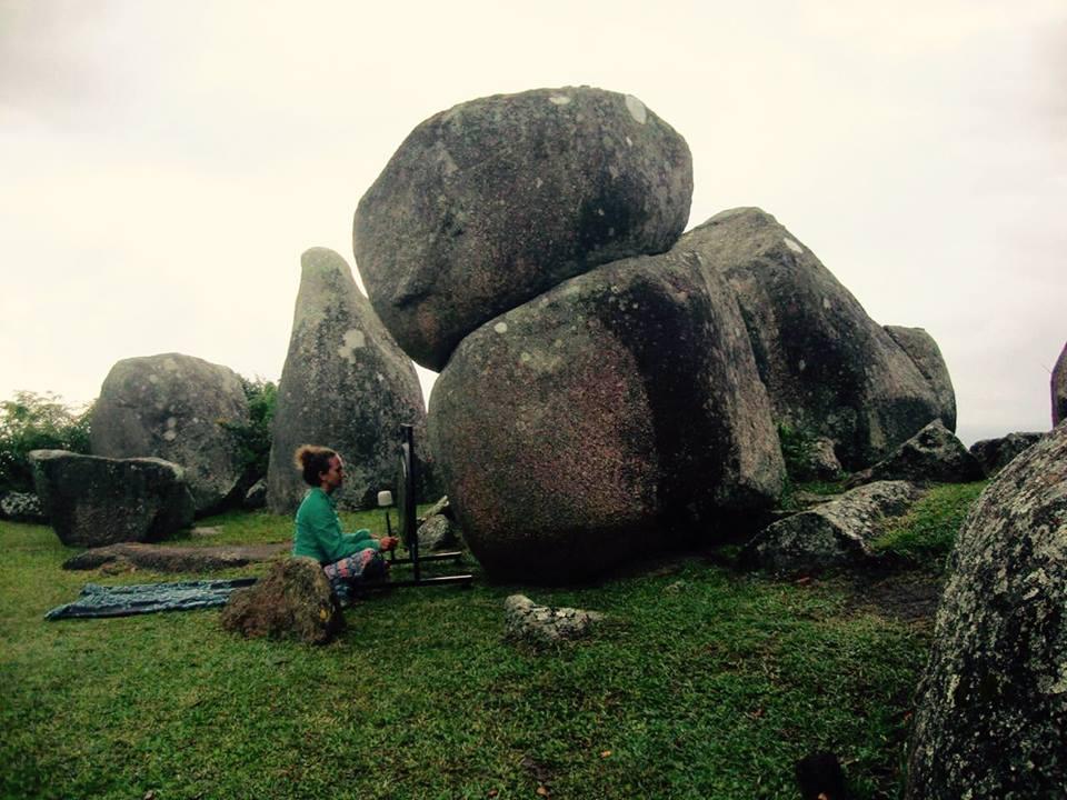 Observatorio Arqueoastronómico del Morro da Galheta