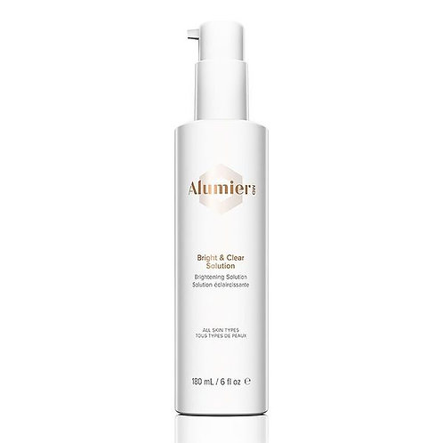 ALUMIER Bright & Clear Solution