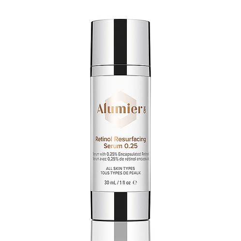 ALUMIER Retinol Resurfacing Serum 0.25