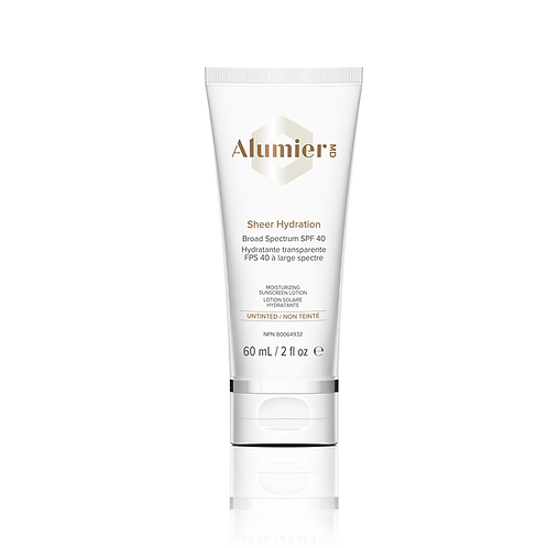 ALUMIER Sheer Hydration Untinted