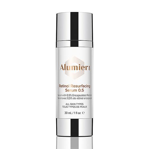ALUMIER Retinol Resurfacing Serum 0.5