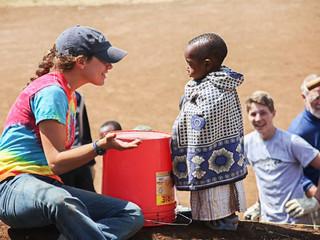 Fund Raising Event for Orkesswa School