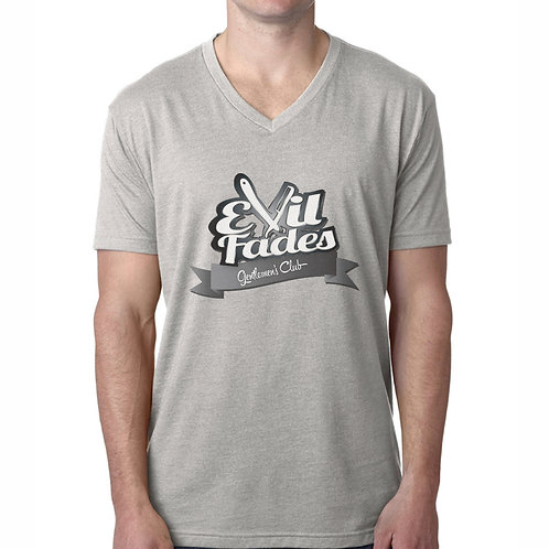 Evil Fades Gentlemen's Club V neck