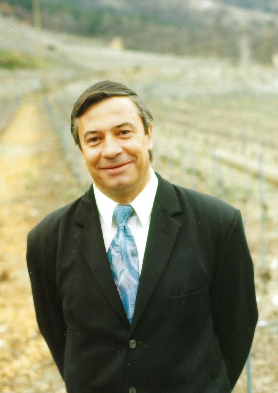 Le directeur René Bobillier