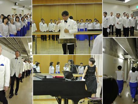 新宿合唱祭6月9日(土)に出演しました♪