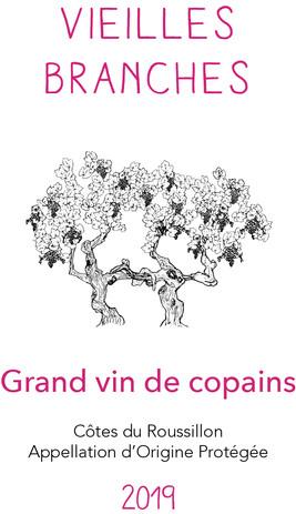 étiquette Vielle Branche