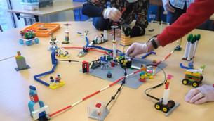 Les ateliers LEGO® SERIOUS PLAY® : Un outil managérial et de stratégie d'entreprise
