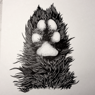 Mosley paw