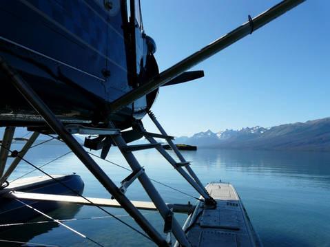 Chaunigan Lake Lodge