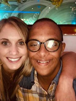 Benoit et Stéphanie
