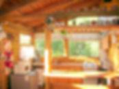 cabañas en sierra de la ventana