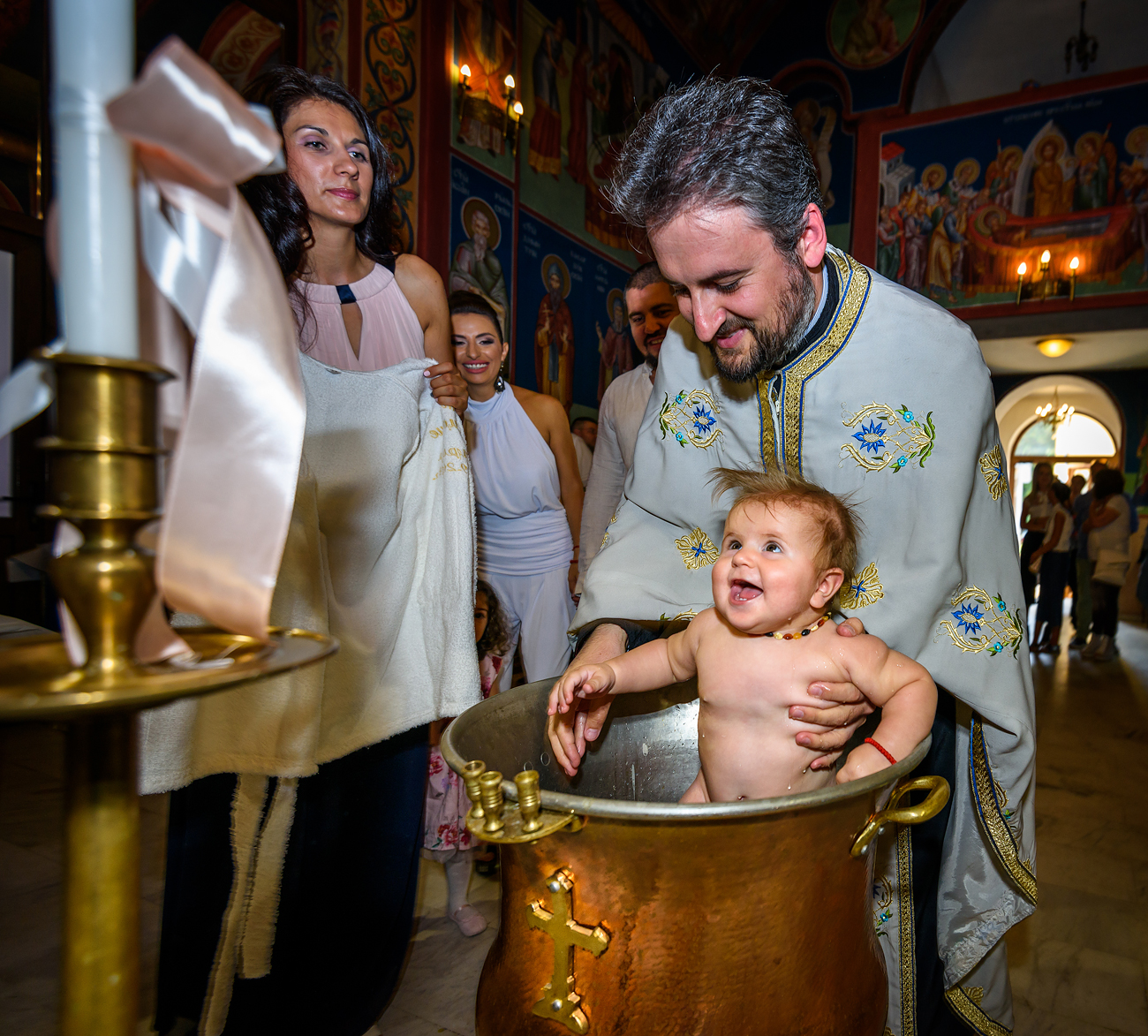 Кръщене Мария