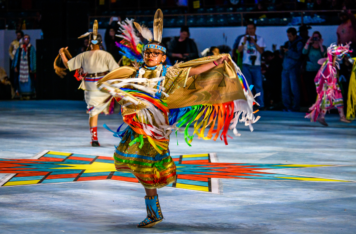 2017 Gathering of Nations Powwow