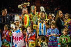 2017 Gathering of Nations Powwow