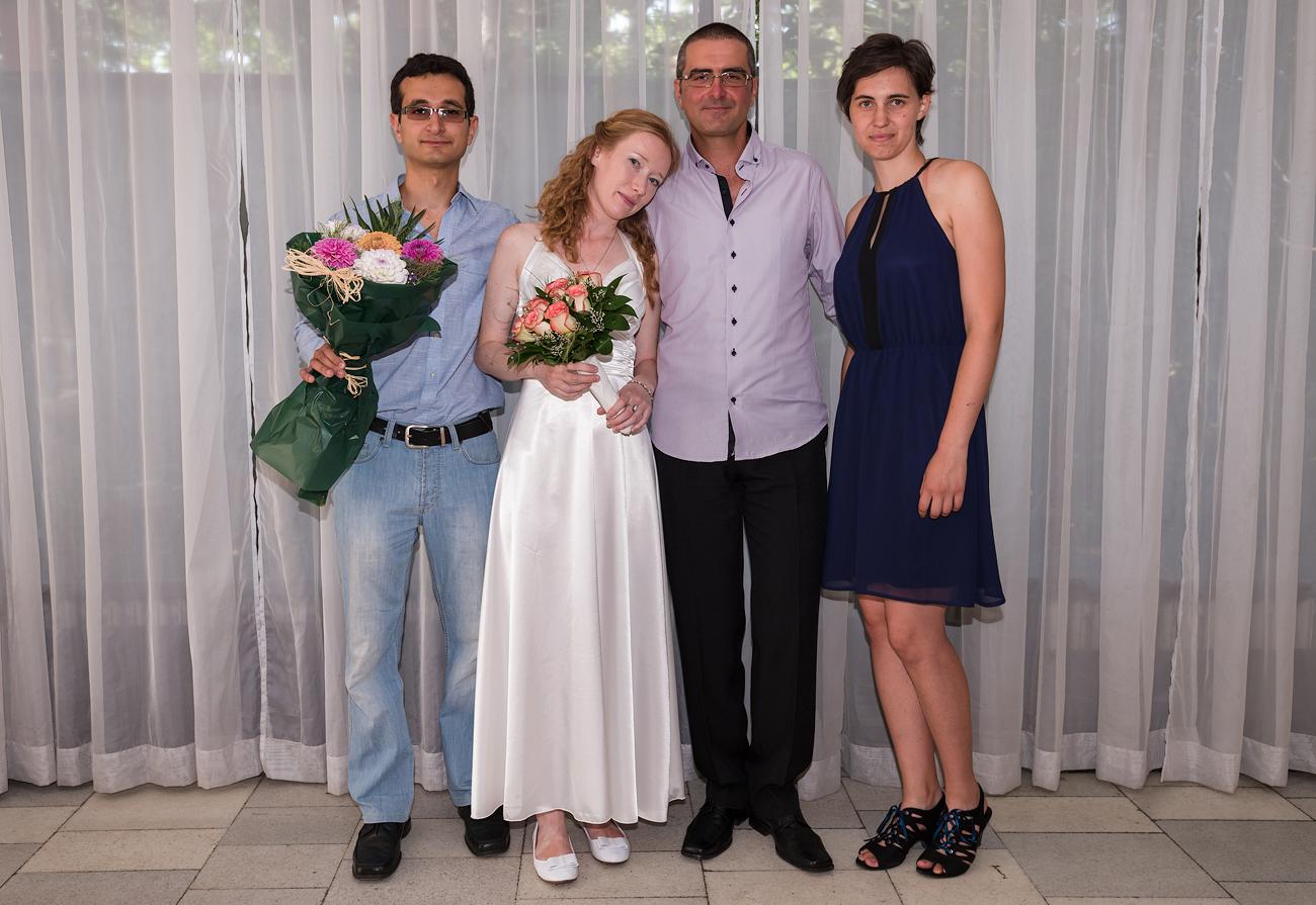 Сватба Мария и Жоро