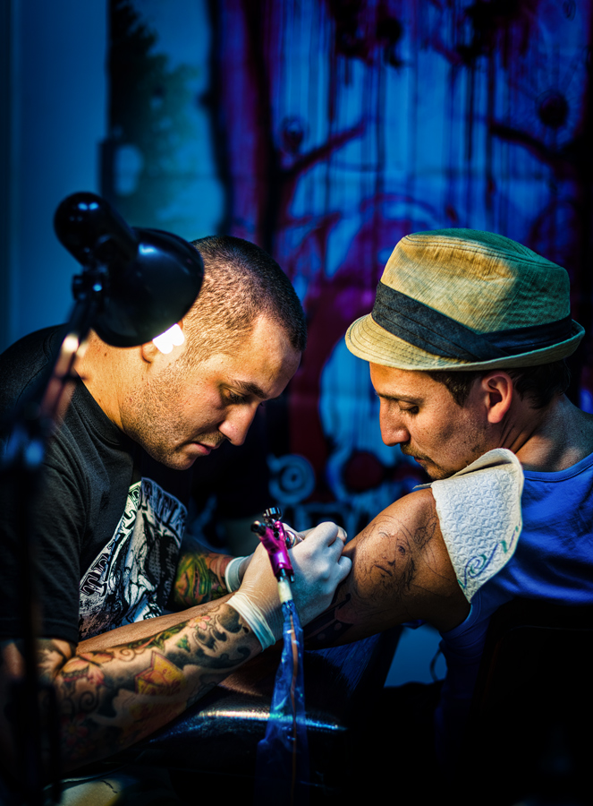Bulgaria Tattoo Expo