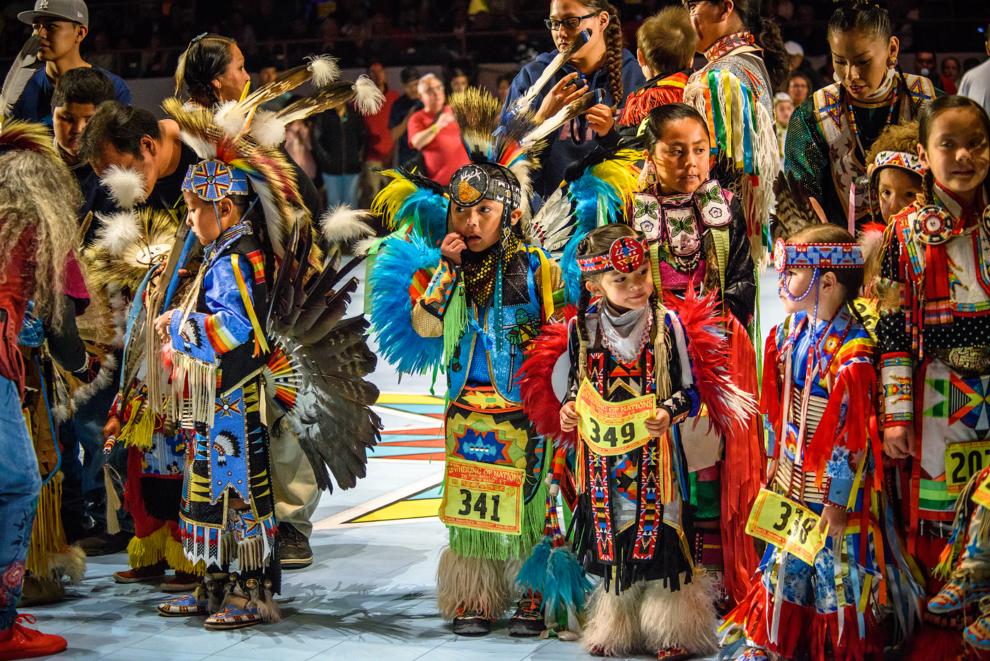 2017 Gathering of Nations Powwow615