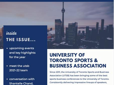 UTSBlog Issue #1
