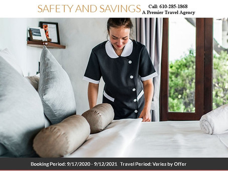 SAFETY AND SAVINGS IN TRAVEL - Oceania