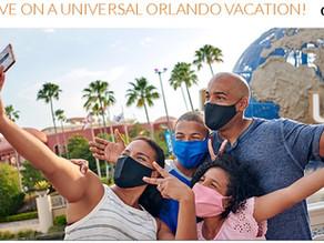 UNIVERSAL ORLANDO VACATION!