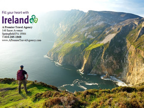 Fill your heart with Ireland
