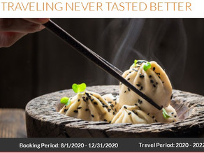 Travel Taste Better with A Premier Travel Agency