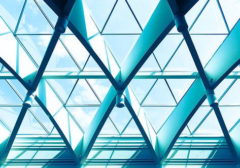 Bureau avec Triangle de Windows
