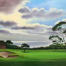 Golfing at Torrey Pines Katarzyna Lappin