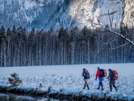 Лучшие маршруты для зимнего похода