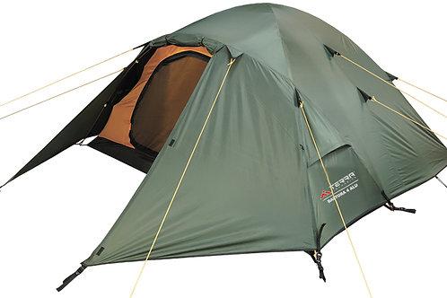 Туристическая палатка Terra Incognita Baltora 4/4 Alu