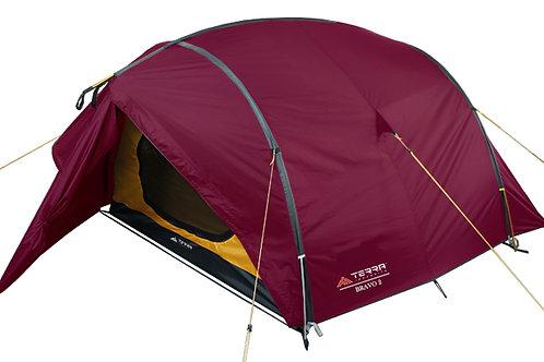 Туристическая палатка Terra Incognita Bravo 2/2