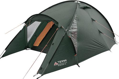 Туристическая палатка Terra Incognita Ksena 2/2 Alu