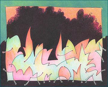 fieryLandscape