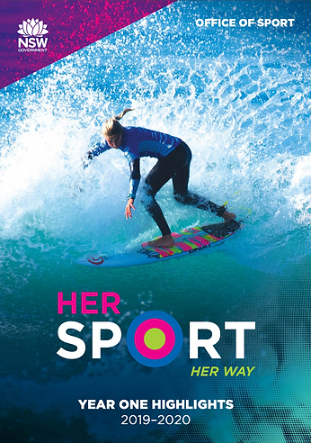 Her Sport Her Way Year One Highlights.pn