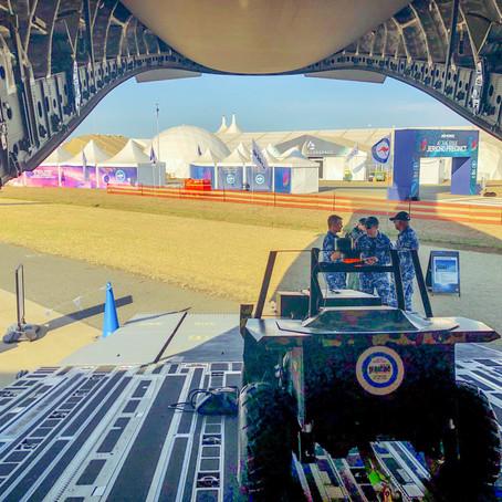Bringing RAAF Plan Jericho to life at Avalon Air Show