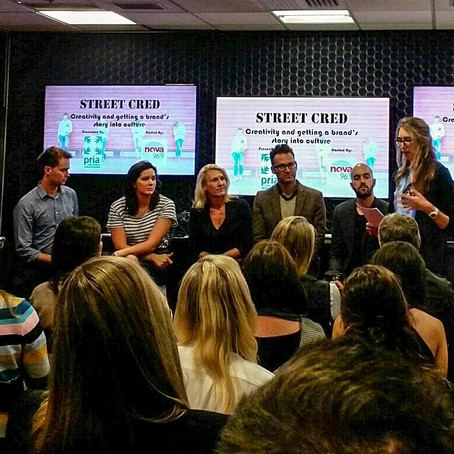 Street Cred: Creativity & getting a brand's story into culture