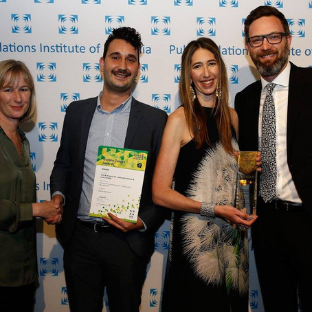 Communications kings and queens crowned at Golden Target Awards