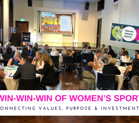 Top 5 Learnings from Connecting Values, Purpose & Investment: A Workshop to Explore the Win-Win-Win