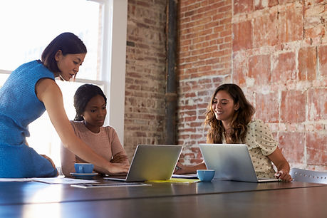 Group of Businesswomen Working.jpg