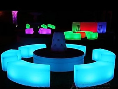 Top 5 Must-Have Rental Items for Any Glow/LED Party