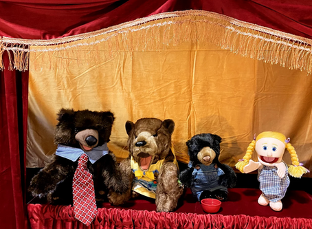Check out Awesome Entertainment's New Puppet Shows for Little Imaginations!