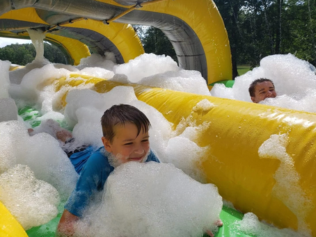 Slip-N-Slide into an Awesome Summer with AFE!