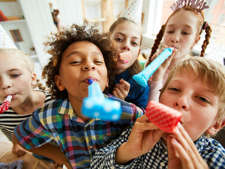 Tips for Planning the Perfect Birthday Party for Toddlers through Tweens!