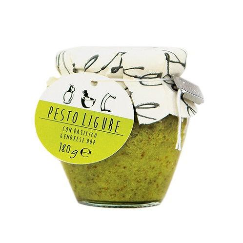 Pesto con Basilico DOP ( n.1 ) gr.180